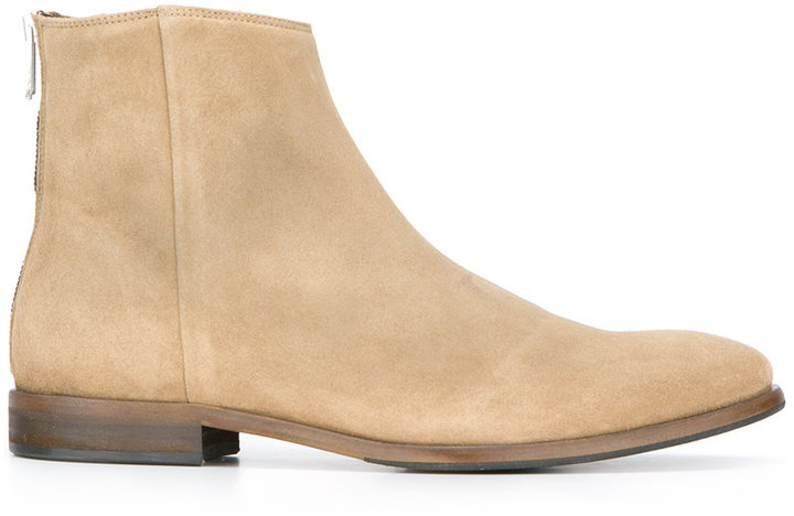 Paul Smith zipped ankle boots