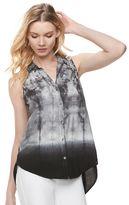 Rock & Republic Women's Tie-Dye Shirt