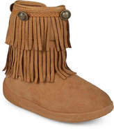 Journee Collection Anza Toddler & Youth Western Boot - Girl's