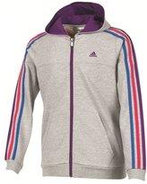 adidas Girls' Sweatshirt F49932 Fuchsia 18/24 Months