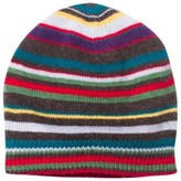 Paul Smith Multi Stripe Knitted Beanie