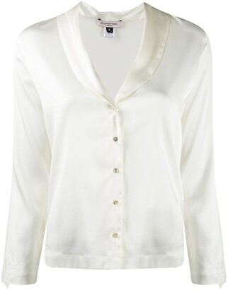 Gilda and Pearl Satin Night Shirt