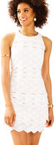 Lilly Pulitzer Brenton Eyelet Shift Dress