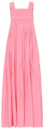 Plan C Poplin maxi dress
