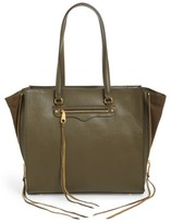 Rebecca Minkoff Always On Regan Leather Tote - Green