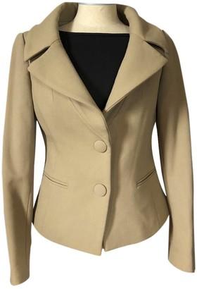 Cerruti Beige Jacket for Women Vintage