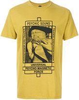 Brain Dead - graphic print T-shirt - men - Cotton - M