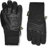 Burton AK Clutch Leather and DRYRIDE Ultrashell Ski Gloves