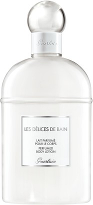 Guerlain Les Delices de Bain Perfumed Body Lotion, 200ml
