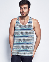 Bellfield Weldon Vest Blue