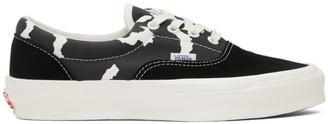 Vans Black and White OG Era LX Sneakers