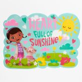 "Disneyjumping beans Disney's Doc McStuffins ""Heart Full of Sunshine"" Placemat by Jumping Beans®"