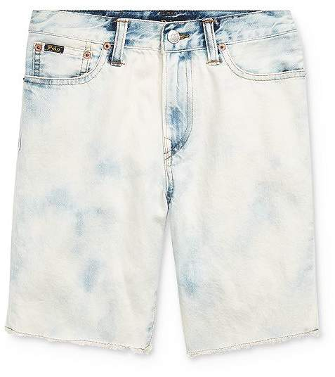061eddcd1e Boys' Faded Denim Cutoff Shorts - Big Kid