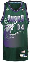 adidas Ray Allen Milwaukee Bucks NBA Throwback Swingman Jersey - Green