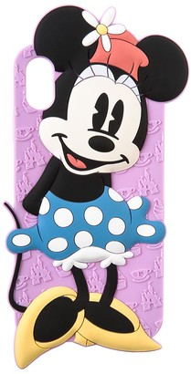 Disney Minnie Mouse Silicone iPhone X/XS Case