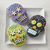 Williams-Sonoma Williams Sonoma Giant Day of the Dead Cookies, Set of 3
