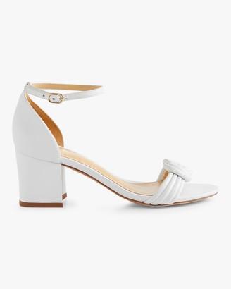 Alexandre Birman Vicky Block Heel Sandal