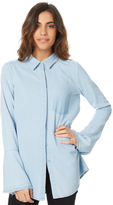 The Fifth Label The Motel Womens Shirt Blue