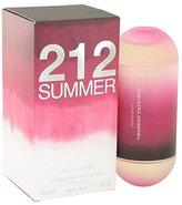 Carolina Herrera Beauty Gift 212 Summer Perfume 2 oz Eau De Toilette Spray for Women (Limited Edition) by