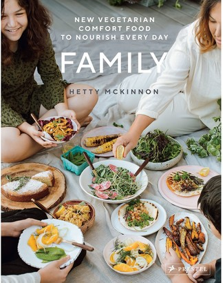 "Penguin Random House ""Family: New Vegetarian Comfort Food to Nourish Every Day"" Cookbook"