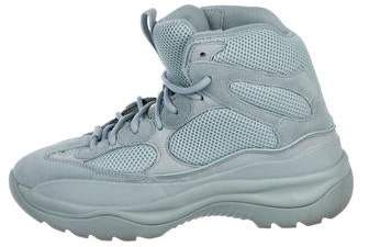 Yeezy Desert Rat House Blue Boots