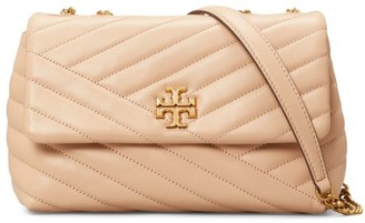 Tory Burch Small Kira Chevron Leather Shoulder Bag