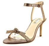 INC International Concepts Laniah Open Toe Canvas Sandals.