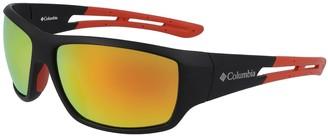 Columbia Men's Utilizer Polarized Modified Rectangle Sunglasses