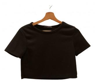 Brandy Melville Black Cotton Tops
