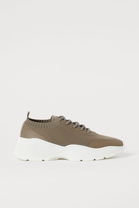 H&M Fully-fashioned Sneakers