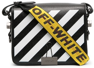 Off-White Diag-stripe shoulder bag
