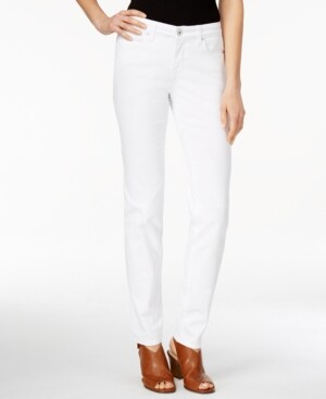 Style&Co. Style & Co Curvy-Fit Skinny Jeans, Regular, Short and Long Lengths, Created for Macy's