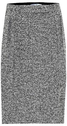Max Mara Rosita wool-blend midi skirt