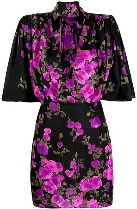 Magda Butrym Floral Print Dress
