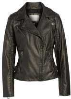 Lucky Brand Women's Faux Leather Jacket