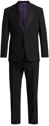 Ralph Lauren Purple Label Two-Piece Wool Suit