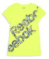 Reebok Girl's Big Bliss Tee