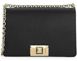 Furla Small Mimi Leather Crossbody Bag