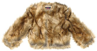 The Animals Observatory Shrew faux fur jacket