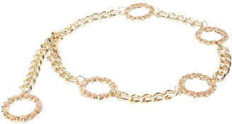 B-Low the Belt Margaux chain belt