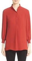 Lafayette 148 New York Women's 'Declan' Silk Blouse
