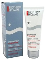 Biotherm Aquapower D-Sensitive Daily Moisturizing Soothing Fortifying Care by for Men - 2.53 oz