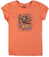 Converse 67V Short Sleeve T Shirt Junior Girls