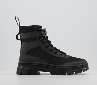 Dr. Martens Combs Tech Element Boots Black
