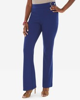Chico's Chicos Textured Trousers