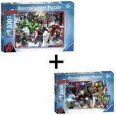 Ravensburger Avengers Assemble Puzzle - Twin Pack