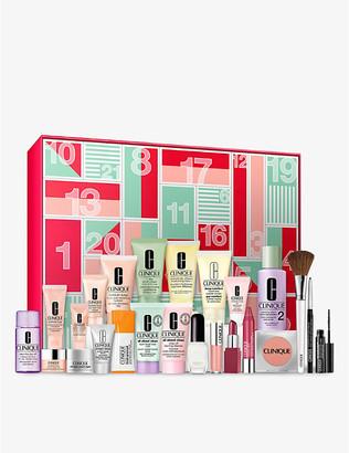 Clinique 24 Days of beauty advent calendar 2020