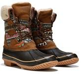 Khombu Women's Maya Weather Resistant Duck Boot