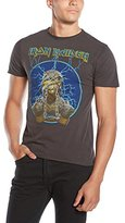 Amplified Men's Ironmaiden Mummy Short Sleeve T-Shirt
