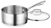 Cuisinart 3QT. Pro-Series Tapered Rim Saucepan with Cover